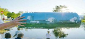 Auf dem Hessentag 2010 gab es in Stadtallendorf Kinderluftballons   mit Atomkraftwerbung für Bilblis
