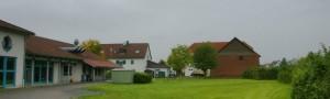 An der Gießener Straße in Fronhausen soll in einer alten Scheune das Herz des geplanten Holzhackschnitzelheizkarftwerk liegen. Es ist Teil des Nahwäremversorgungkonzepts, das auch eine Versorgunng mit Biogas vorsieht