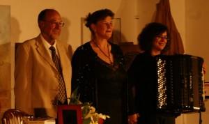 C'est Paris in Mittelhessen — französische Musik-Kultur zum Träumen