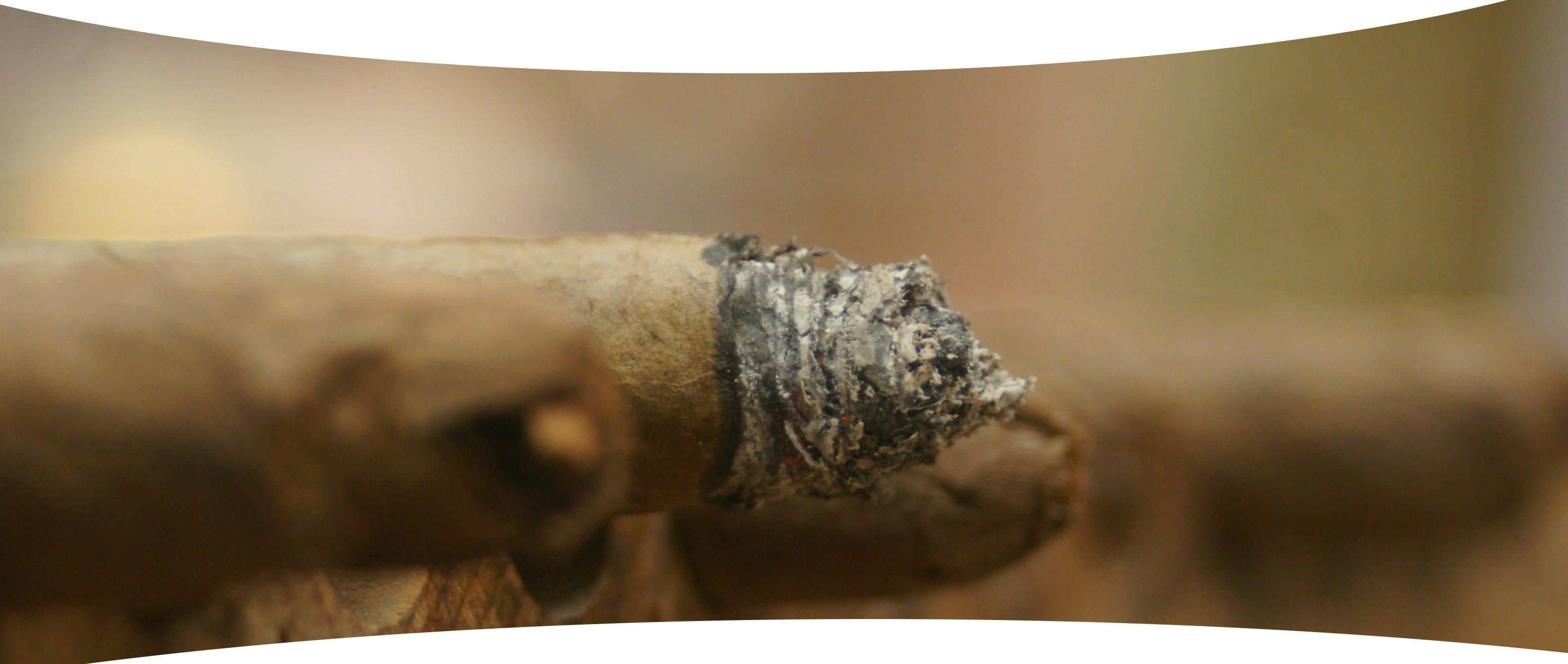 Nichts für Asketen, nur etwas für Genießer: Aus Mittelhessen kommt eine neue Zigarren-Kreation: Der Gießener Schlammbeiser
