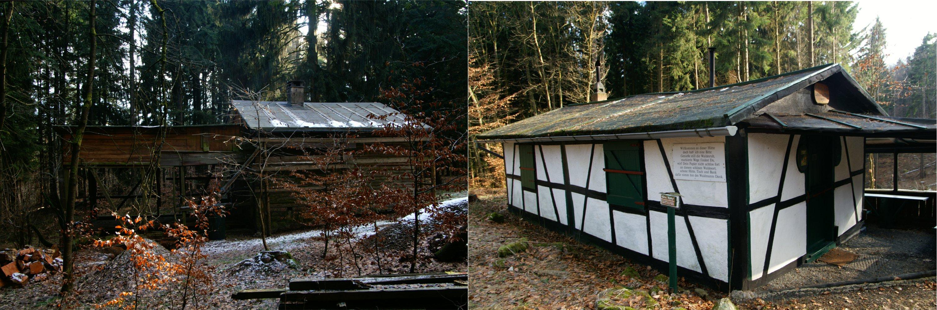 Streit um geplante Sanierung einer Schutzhütte in Mittelhessen im so genannten Außenbereich hat das Zeug für einen Präzedenzfall