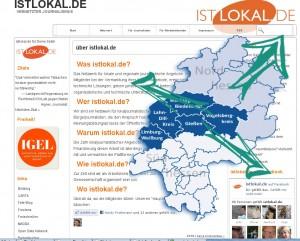 Mittelhessenblog bringt Mittelhessen ins Netzwerk istlokal.de