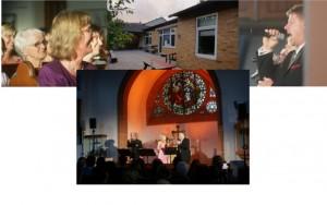 Mittelhessen: Ohne Kinder ist alles nichts — Benefizkonzert der Drei Stimmen für evangelischen Kindergarten in Fellingshausen