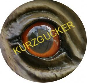 Hier ist das Kurzguckersysmbol des Mittelhessenblog abgebildet.