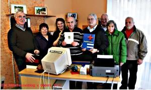"""Lohra: Dach überm Kopf für Familien- und Seniorenrat dank Wettbewerb des <span class=""""caps"""">HR</span> — In Lauterbach-Maar regelt geänderte Satzung der Seniorenhilfe seit März 2011 Hilfe auch für Kleinstkinder"""