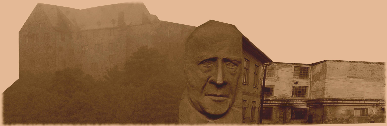 Bindeglied zwischen Mittelhessen und Nordmähren: Oskar Schindler beeindruckte 1968 mit seinem Besuch auf der Burg Hohensolms seine Zuhörer.
