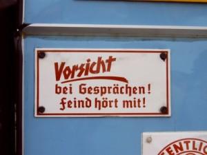 """Humanistische Union Marburg kritisiert """"illegale Abhörmaßnahmen"""" gegen Journalisten und Anwalt in Mittelhessen"""