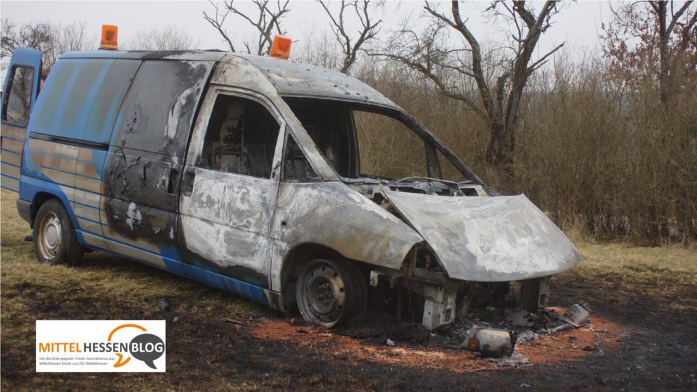 Dieses Auto spielt möglicherweise eine Rolle in einem Banküberfall im mittelhesssischen Kirchvers. Die Kripo Marburg bittet unter 06421/406-0 um Hinweise. Bild: v. Gallera/Mittelhessenblog.de