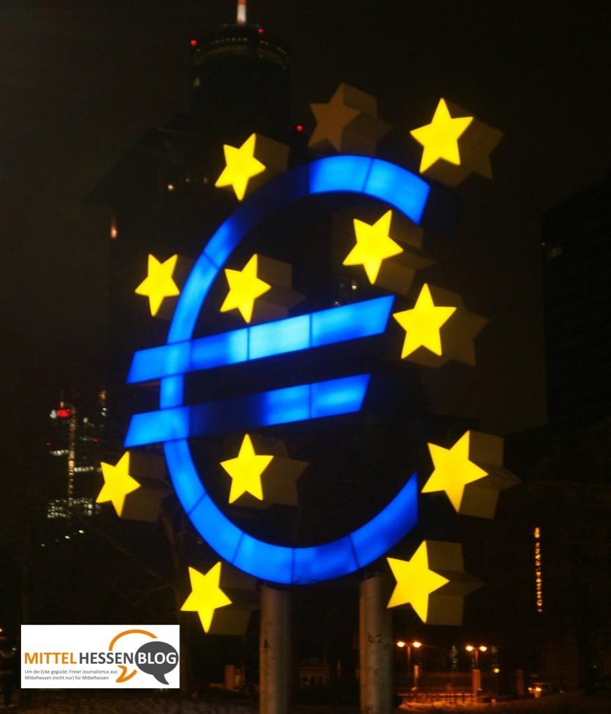 Die Alternative für Deutschland will die Wahlfreiheit, ob Staaten im Euro bleiben, ihn aufgeben oder eine Mischung aus beidem machen. Bild: Mittelhessenblog/v.Gallera
