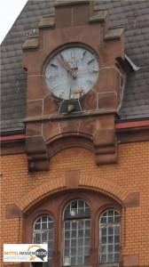 Kein Gammelfleisch — aber vergammelnde Architektur : Der Schlachthof in Gießen