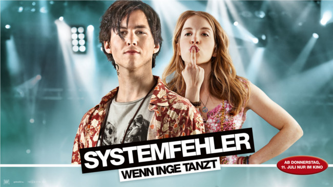 """Mehr als nur ein Sommerhit: """"Systemfehler - Wenn Inge tanzt..."""" Quelle: Splendid Film , TM , FOX"""