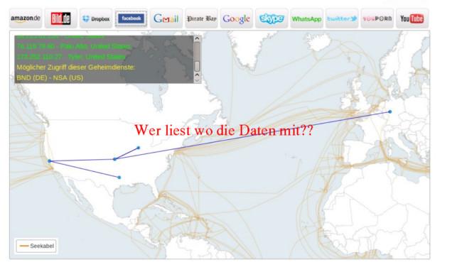 Welche Spur nehmen unsere Daten. Zum Beispiel die aus Mittelhessen. Quelle Opendatacity. Bearbeitung: Mittelhessenblog.de