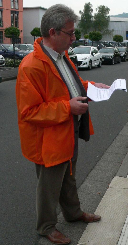 Michael Anger vom DJV-Bundesverband
