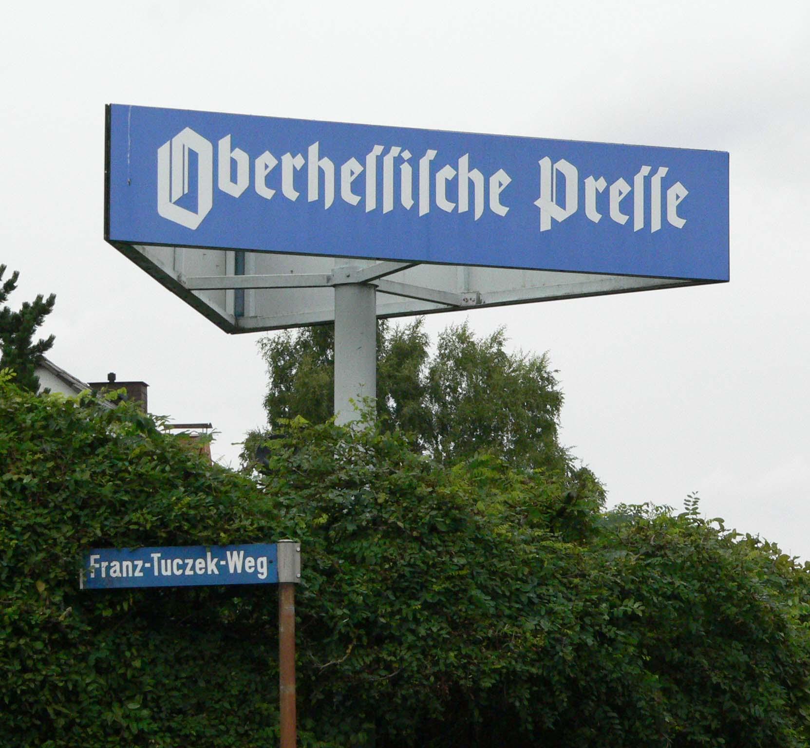 Die Oberhessische Presse möchte auf Biegen und Brechen ihre Schwerbehindertenvertreterin loswerden, die gleichzeitig auch für die ganze Madsack-Gruppe zuständig ist. Eine gütliche Einigung vor dem Arbeitsgericht in Gießen war nicht in Sicht. Foto: Mank