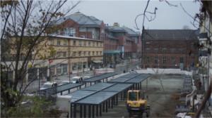 """Umbau des Bahnhofsvorplatz in Gießen — eventuelle geschäftliche """"Kollateralschäden"""" inbegriffen"""