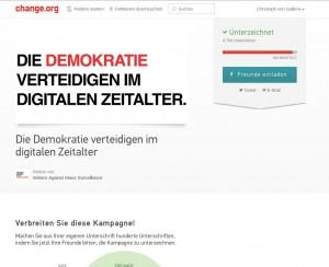 Mittelhessen für Demokratie, den Schutz der digitalen Privatsphäre und das freie Wort