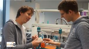 Mit 3D-Druck befasst sich die TH Mittelhessen seit zwei Jahren
