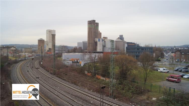 Das architektonische Ende einer Industrieära: Mit dem Kauf des Heidelberg-Zement Geländes in Wetzlar durch Ikea ist der Abriss der Silotürme beschlossene Sache.