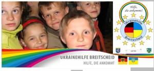 Hilfe aus Breitscheid in Mittelhessen für Menschen in der Ukraine