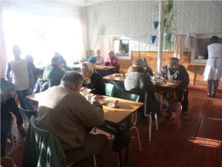 Gerade viele Rentner, die sonst ihre Rente von der russischen Armee bekommen, wüssten ohne Hilfe nicht, wie sie ihren Lebensunterhalt bestreiten sollten. Foto: Ukrainehilfe Breitscheid