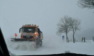 Scheitert winterliche Unfallvorsorge an knapper Personalausstattung in Mittelhessen?