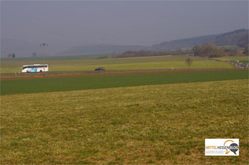 In unwirklich fahles Licht tauchte die partielle Sonnenfinsterins die mittelhessische Landschaft, wie hier im Grenzgebiet zwischen Mittelhessen und dem Schwalm-Ederkreis. Foto: v. Gallera