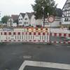 Vollsperrung Brauhausstraße