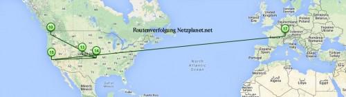 Die Hauptserver sowohl von Netzplanet wie auch von brd-schwindel.org sitzen in den USA. Quelle Monitis, Bearbeitung: Mittelhessenblog.de