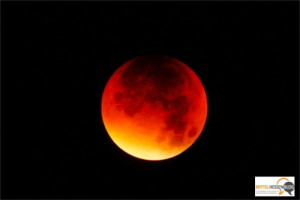 Klarer Nachthimmel macht Blutmond-Spektakel über Mittelhessen möglich