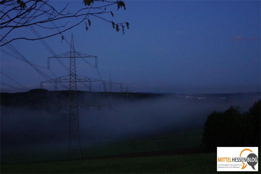 """The Fog"" bei Waldgirmes....."
