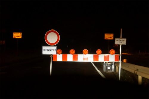 In der Nacht vom 1. auf den 2. Dezember wird auch die Lahnparkstraße zwischen Heuchelheim und Kleinlinden gesperrt. Foto: v. Gallera