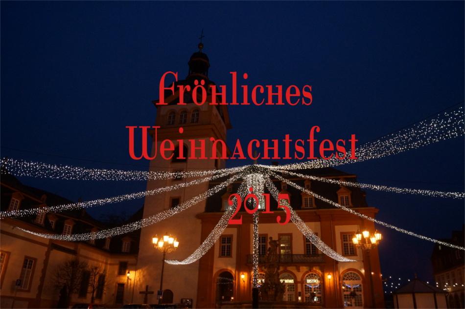 Wir wünschen allen Mittelhessen etwas Zeit zum Ausruhen mit diesem Bild vom Marktplatz in Weilburg. Foto: v. Gallera