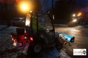 """Eisregen in Mittelhessen: """"Keine Verletzten, nur Blechschäden"""""""