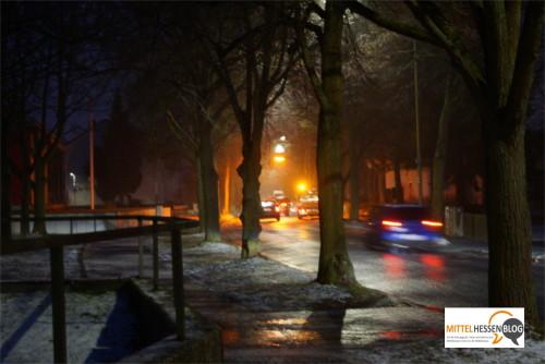 Giimpflich kamen die Mittelhessen beim plötzlichen Eisregen davon. Foto: v. Gallera