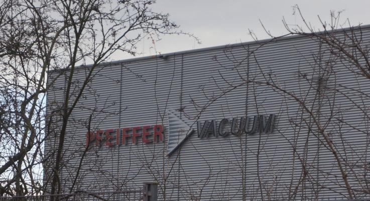 Baden-Württemberger Busch feuert überraschend mittelhessischen Pfeiffer-Vacuum-Chef Bender